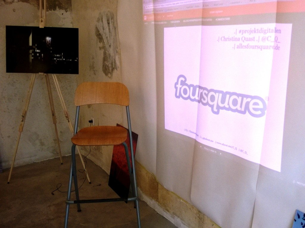 Workshop Foursquare