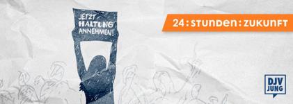 Logo 24 Stunden Zukunft