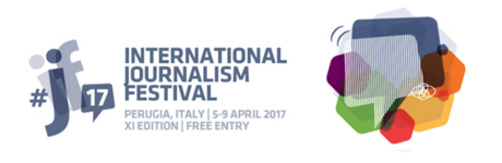 Logo International Journalism Festival